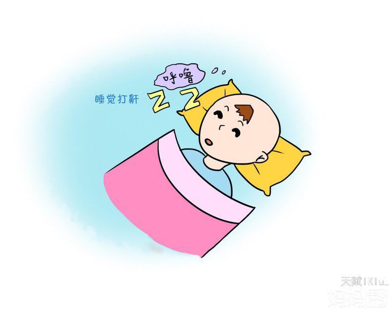 睡觉打鼾打鼾不仅大人睡觉的时候会有,小孩子同样也可能有,如果宝宝