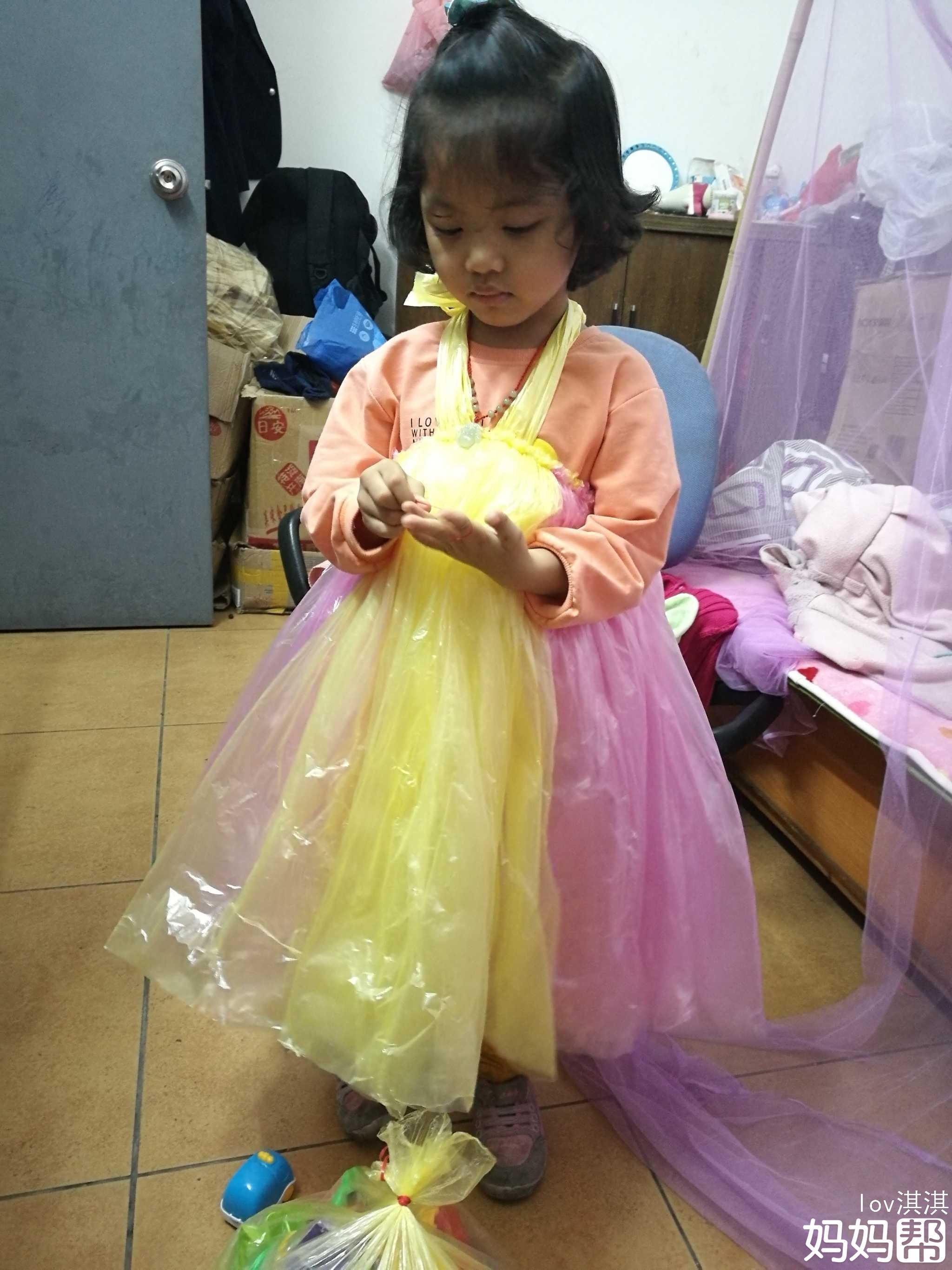 塑料袋制作衣服_环保服装用什么材料-