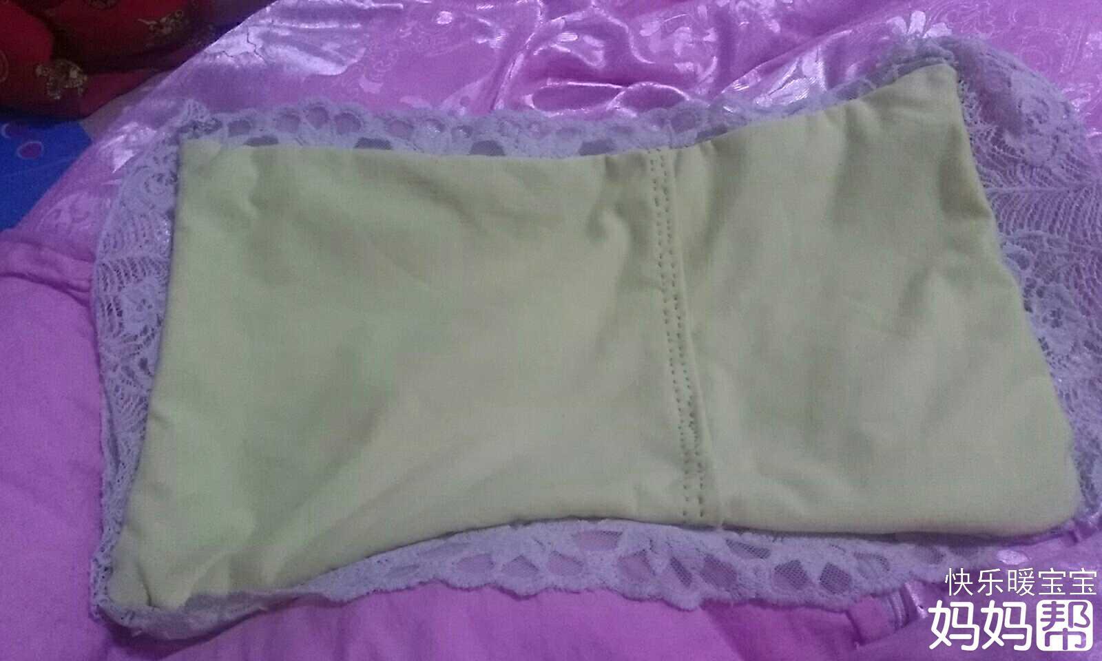 最近特别喜欢手工,用旧衣服为闺女做了个