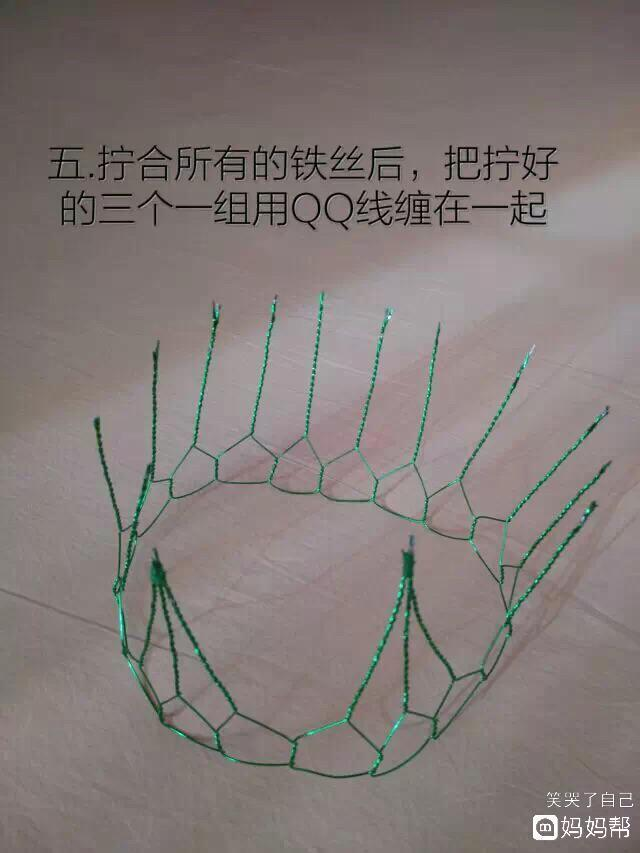 丝网特点花之荷花的简单手工油画教程技法图片