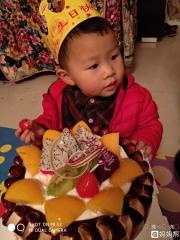 宝宝2岁生日