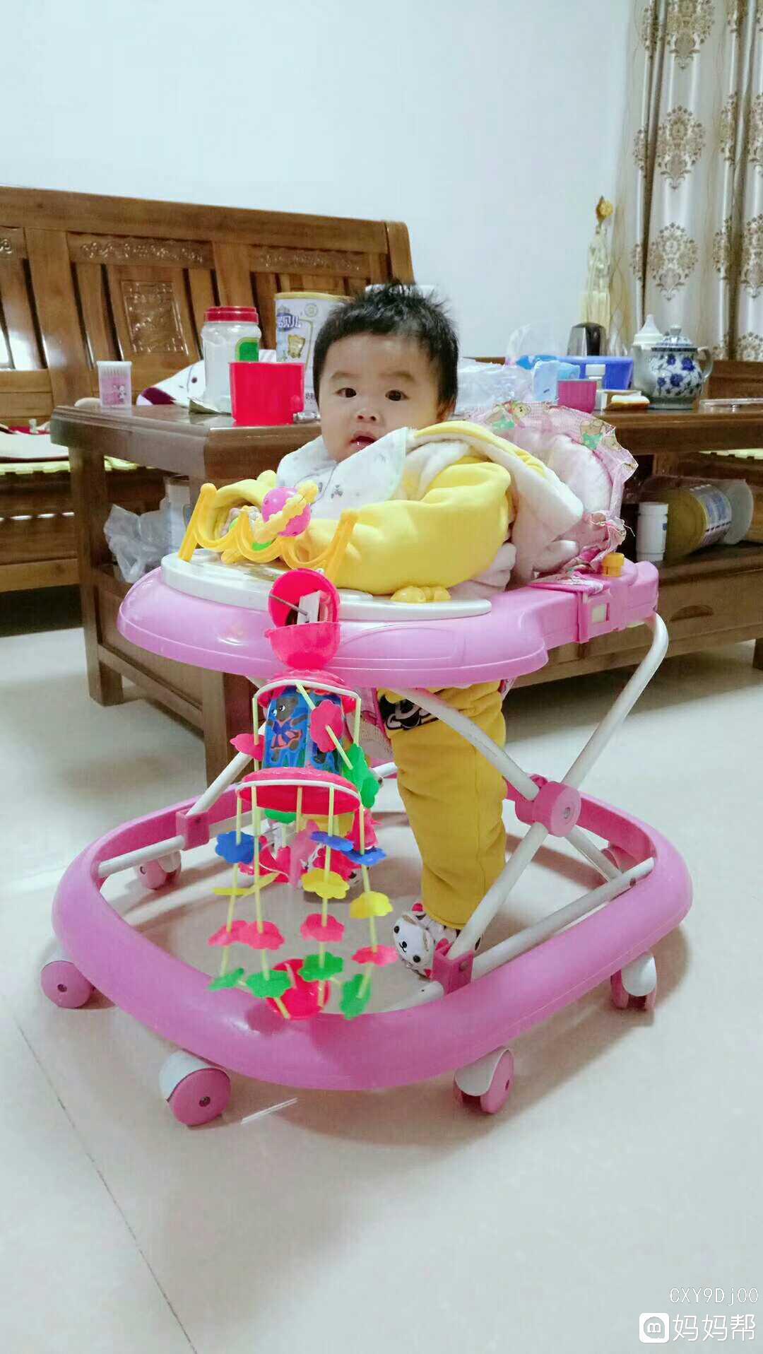 宝宝现在七个月体重十八斤,身高七十厘米,会不