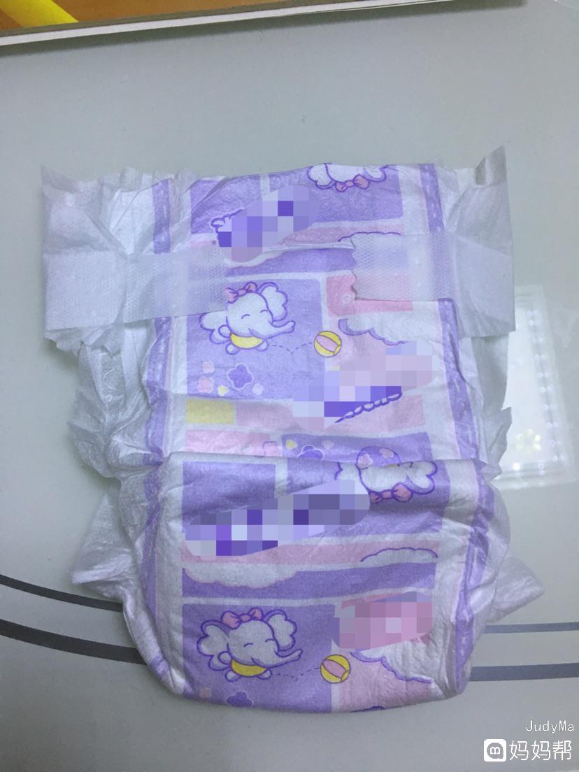 长条尿布包法图解