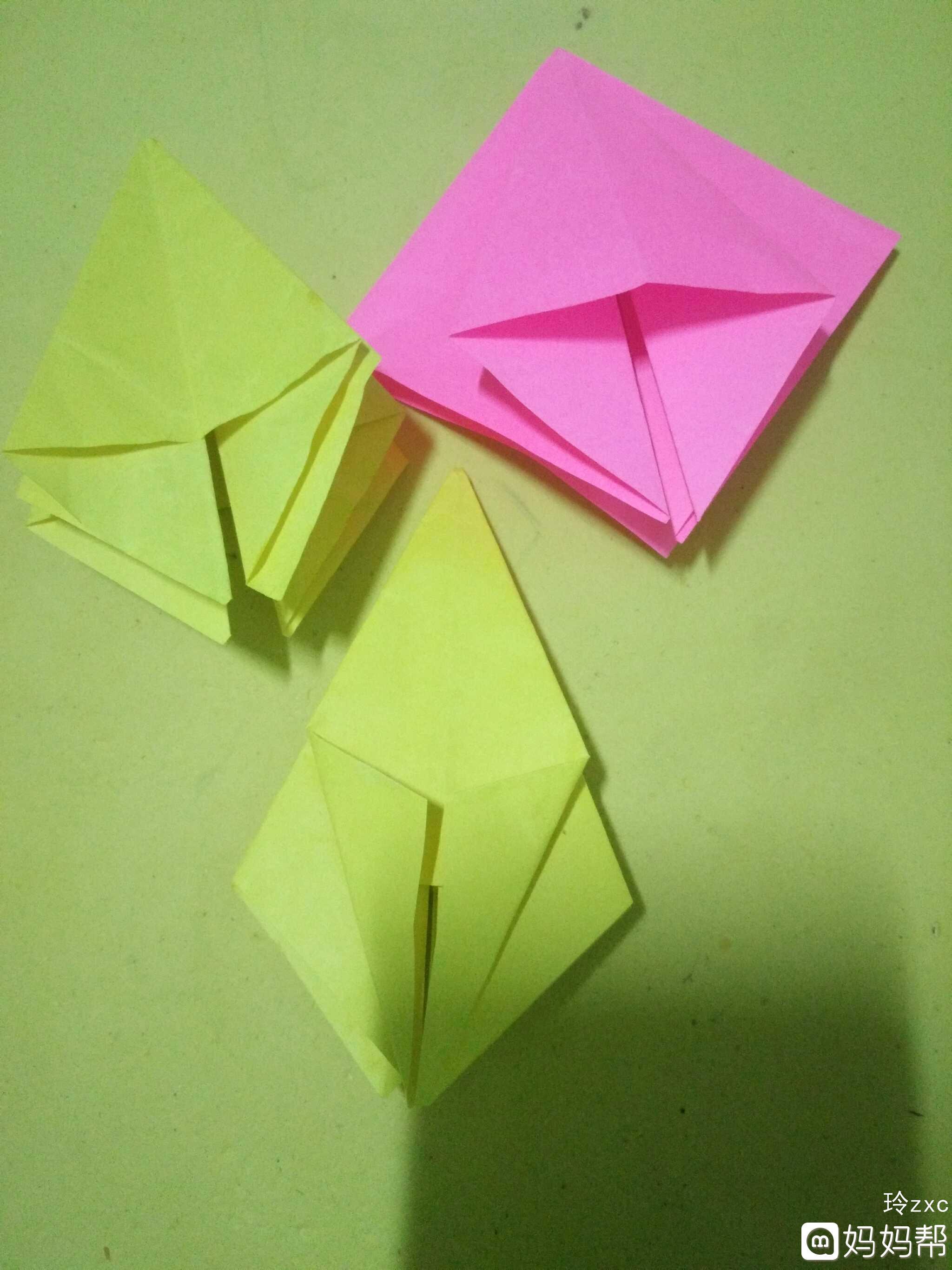 伞 手工 雨伞 纸制玩具 2048_2731 竖版 竖屏