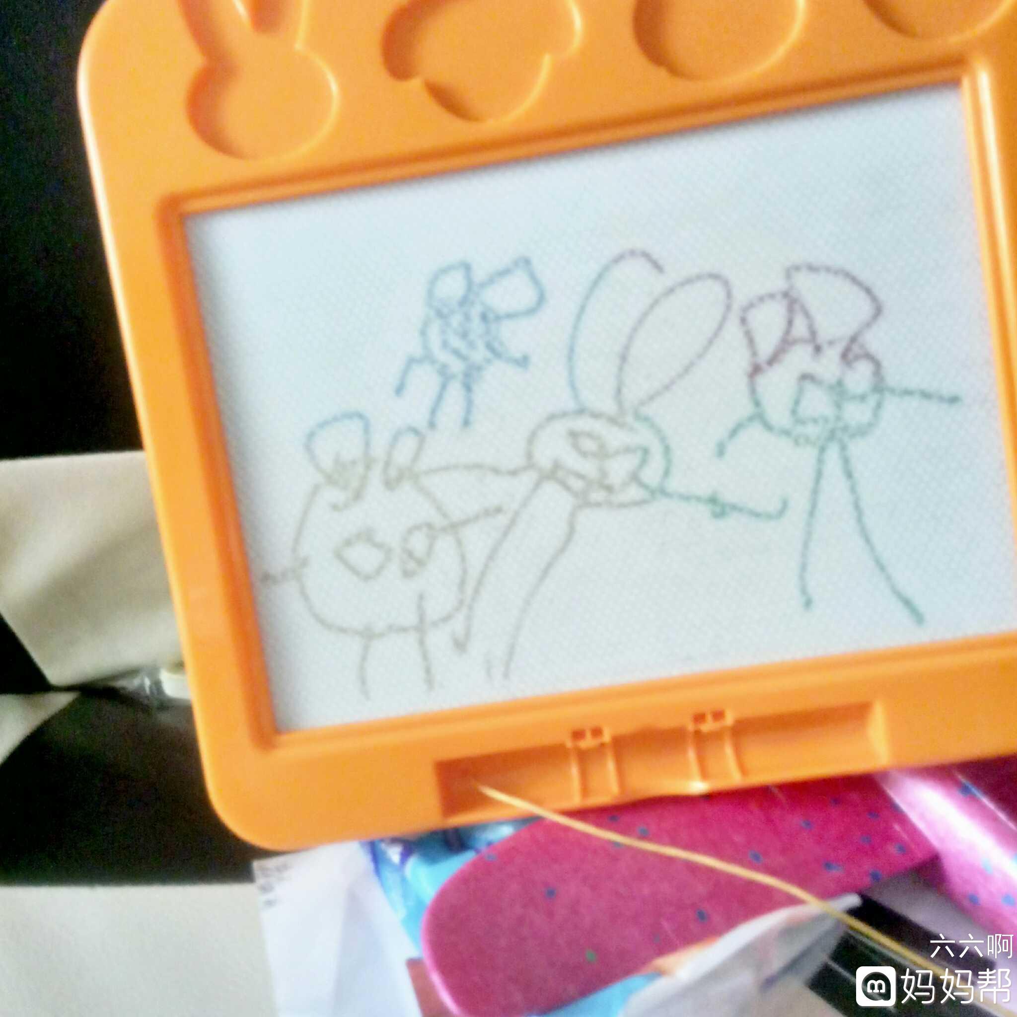 幼儿园画画简单图片一家人