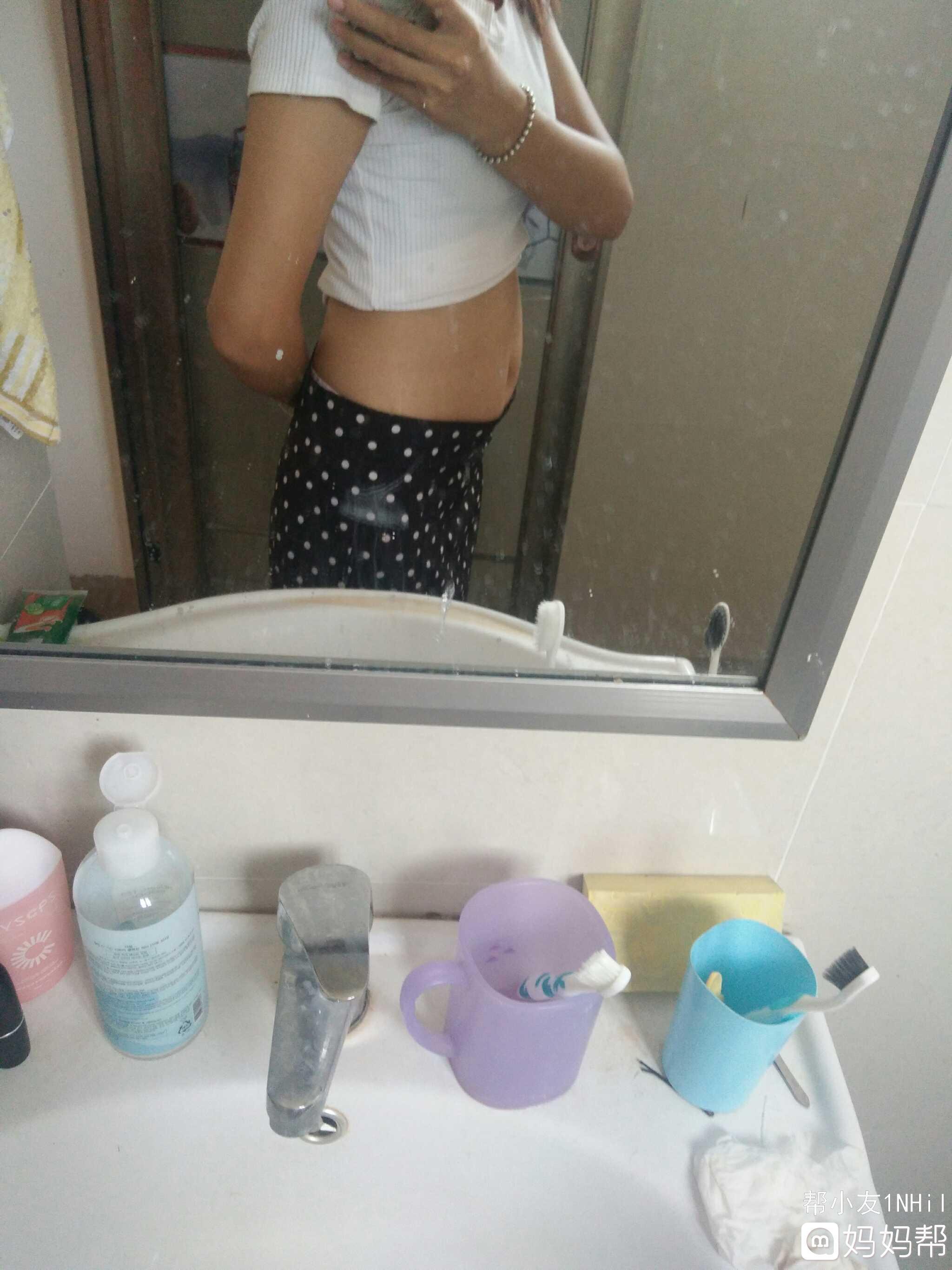 怀孕一个月的肚子_怀孕一个月,刚吃饱,这样肚子会不会太大了 - 优生备孕帮 - 妈妈帮