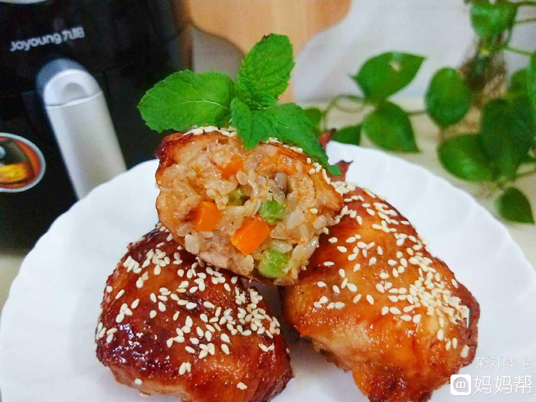 【九阳包饭】外焦里嫩的美食鸡翅!中山美食大哥