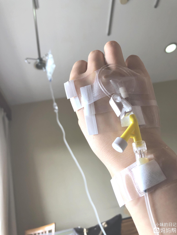 病床上输液的病人免抠素材下载-正版素材400242502-摄图网