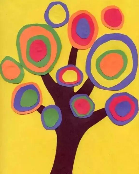 复活节乘凉用的小扇子,材料为纸盘和冰棒棍.镂空两个圆圈,  当眼睛.