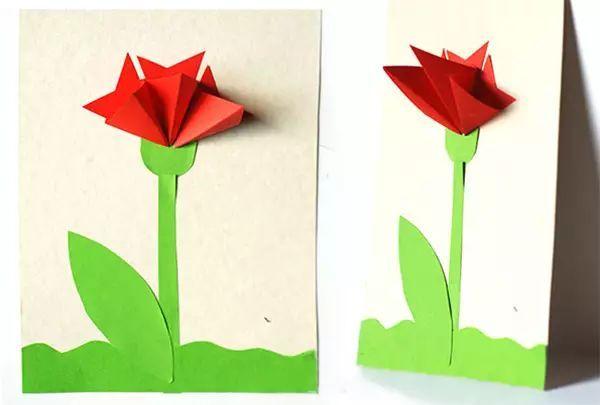 废旧物品制作花朵步骤
