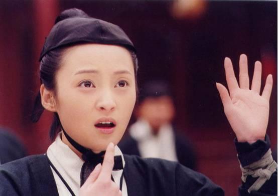 当年,林心如身价暴涨,成为台湾电视剧片酬最高的女明星.图片