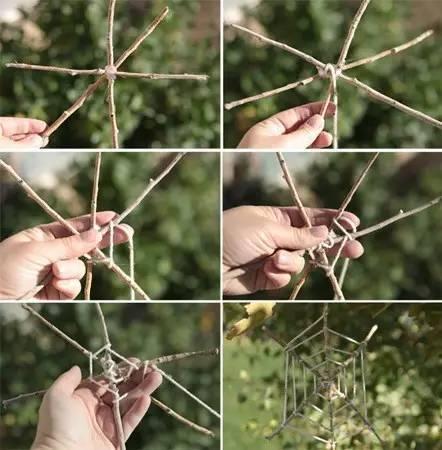 【树枝手工】幼儿园树枝经过幼师的手竟然满腔复活了!