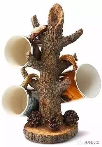 *猜你喜欢*   枯树枝的价值不只是被做成这些多彩的工艺品它们用这不