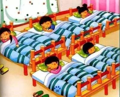夏季幼儿园孩子午睡的这些事,老师家长都要知道!