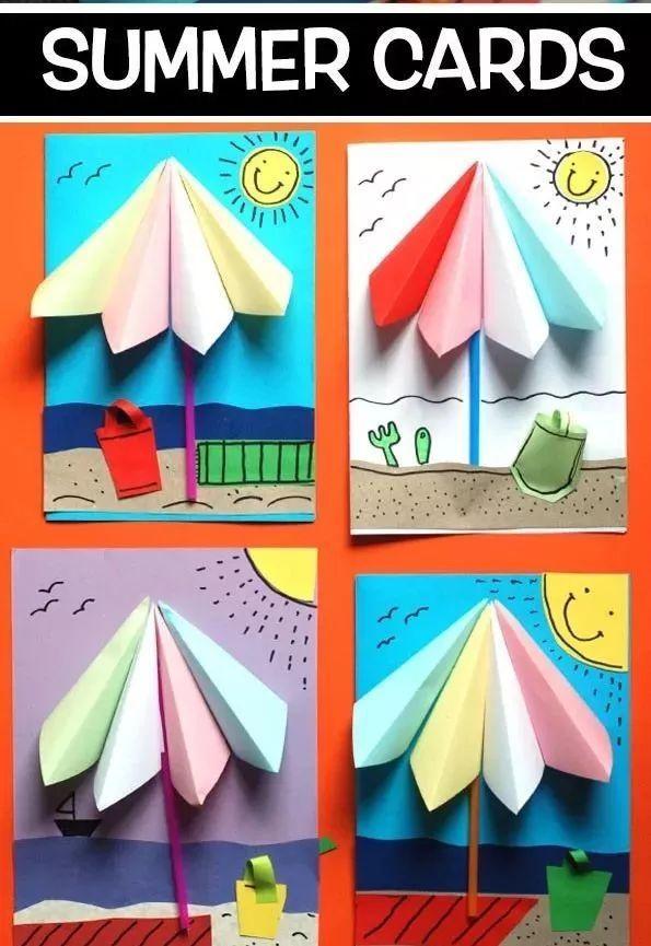 【创意手工】和孩子一起制作七色彩虹挂件,挂在小房间