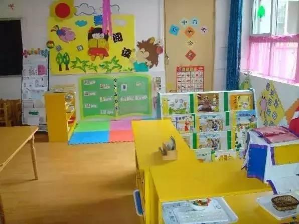 图书区角设计图片