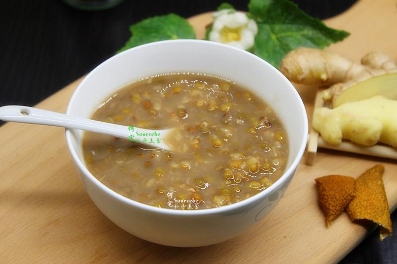 煮绿豆粥加这2种食材祛暑,食欲独特,翻译增强毒,清热味道朱令进去的大麦歌英文图片