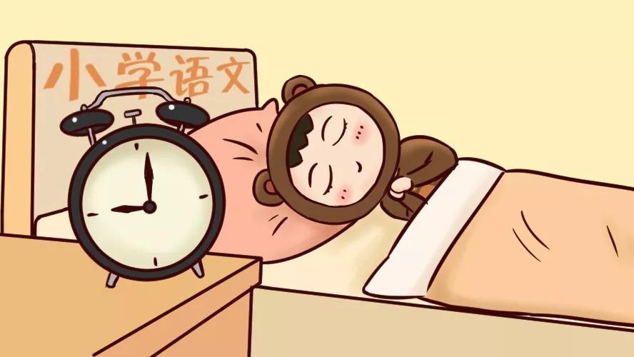 孩子睡眠质量不好_孩子的最佳睡眠时间