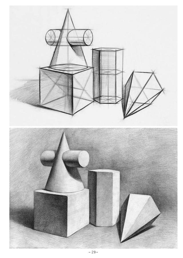绘画,或者说是美术课上,老师教孩子画画,简笔画,一个圆形,一个长方形