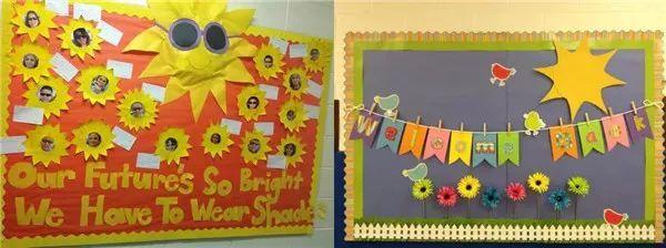 幼儿园环创系列:这样布置,不怕孩子不喜欢