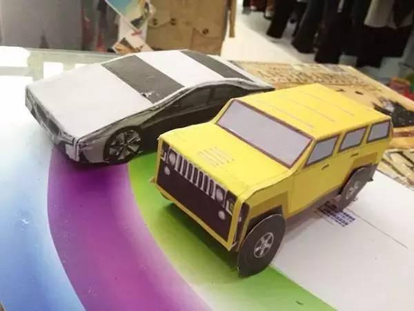 铁丝手工制作汽车