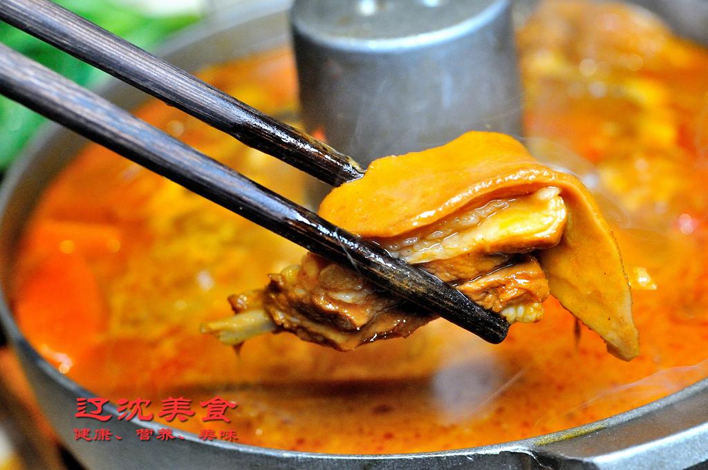 """中国汉字结构来说,""""鱼""""字加""""羊""""字就组成一个""""鲜""""字,若以带皮羊肉加"""