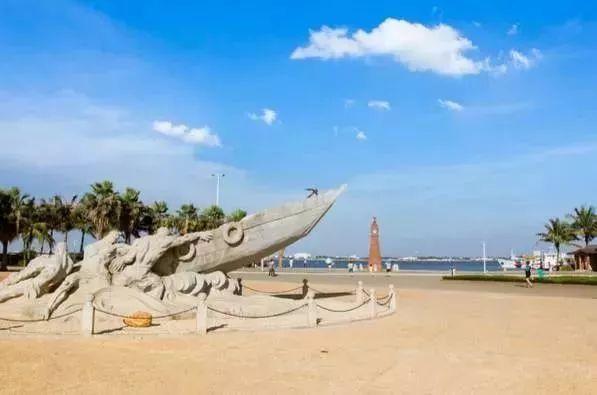 东海旭日,如梦幻般的美景,东海岛美食与文化让人耳目一新.