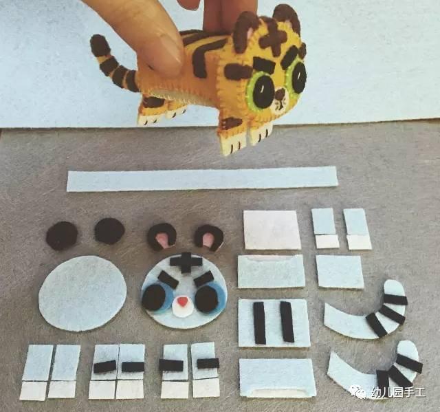 【创意手工】一看就做会的小动物手工,家有孩子必备啊