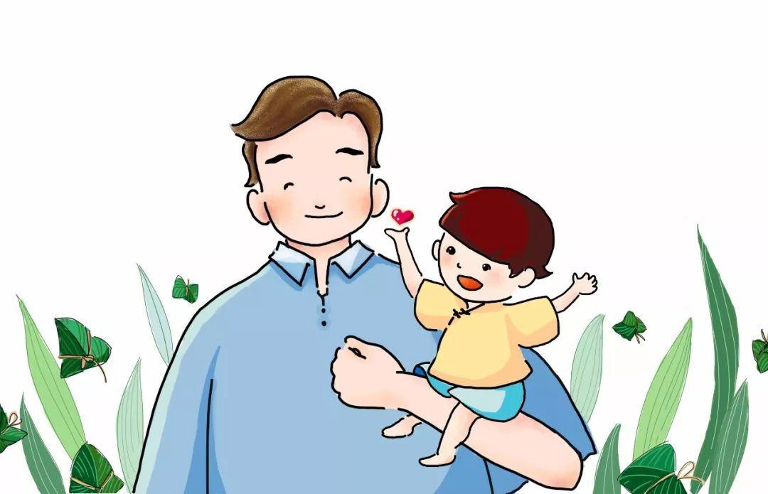 从小和爸爸不太亲的孩子,长大之后,这3种伤害都难以避免!图片